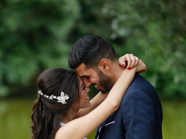 Le mariage de Jeremy et Elodie à Le Coudray-Montceaux, Essonne 12