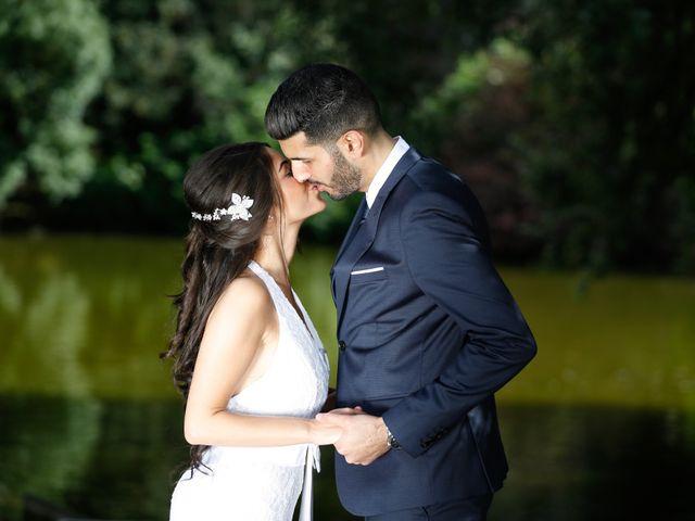 Le mariage de Jeremy et Elodie à Le Coudray-Montceaux, Essonne 13