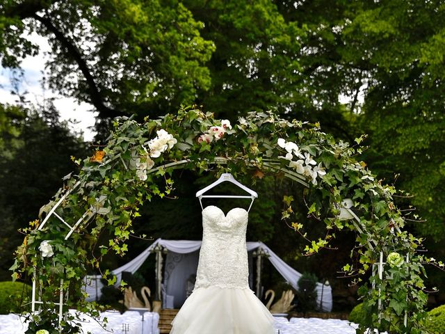 Le mariage de Jeremy et Elodie à Le Coudray-Montceaux, Essonne 20
