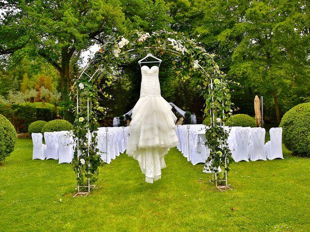 Le mariage de Jeremy et Elodie à Le Coudray-Montceaux, Essonne 21