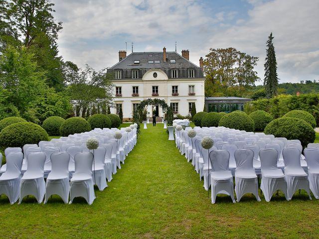 Le mariage de Jeremy et Elodie à Le Coudray-Montceaux, Essonne 29