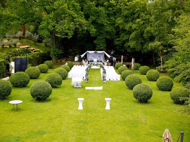 Le mariage de Jeremy et Elodie à Le Coudray-Montceaux, Essonne 30