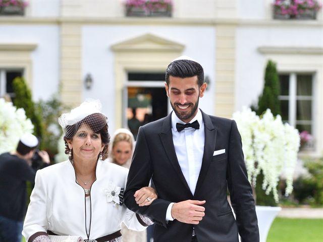 Le mariage de Jeremy et Elodie à Le Coudray-Montceaux, Essonne 33