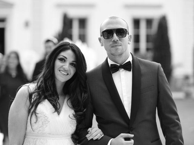 Le mariage de Jeremy et Elodie à Le Coudray-Montceaux, Essonne 34