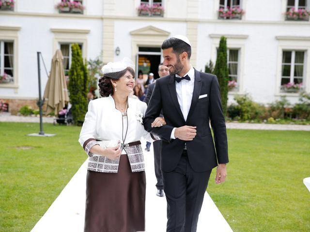 Le mariage de Jeremy et Elodie à Le Coudray-Montceaux, Essonne 41
