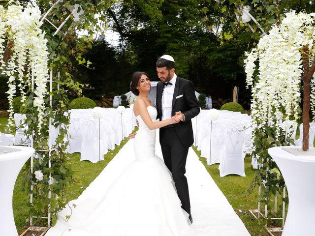 Le mariage de Jeremy et Elodie à Le Coudray-Montceaux, Essonne 49