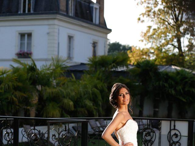 Le mariage de Jeremy et Elodie à Le Coudray-Montceaux, Essonne 51