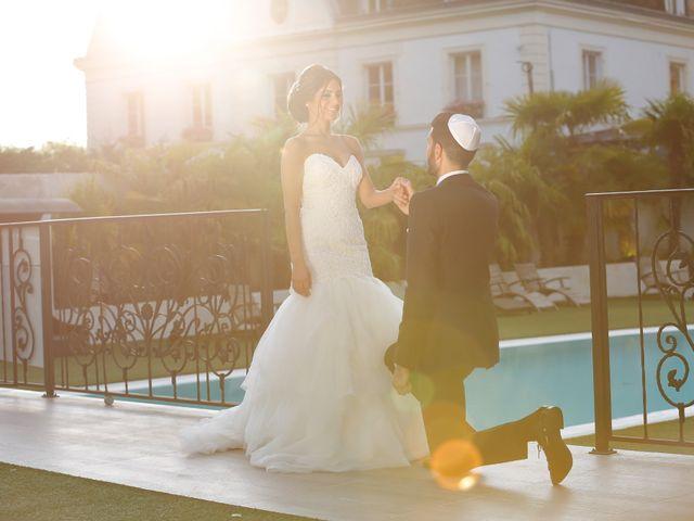Le mariage de Jeremy et Elodie à Le Coudray-Montceaux, Essonne 55