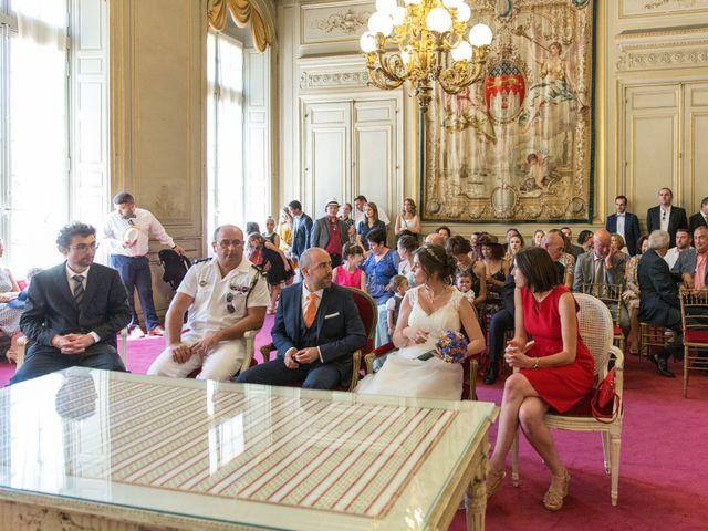 Le mariage de Cyril et Anne à Bordeaux, Gironde 17