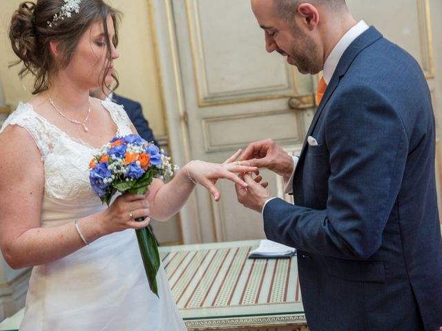 Le mariage de Cyril et Anne à Bordeaux, Gironde 19