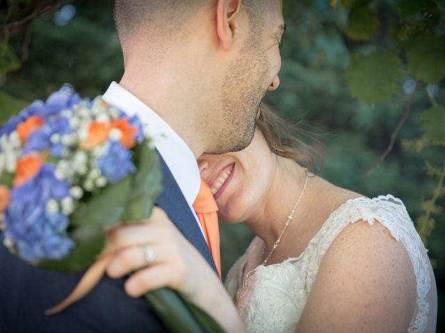 Le mariage de Anne et Cyril