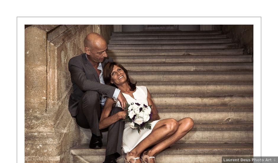 Le mariage de Frédéric et Nicole à Marseille, Bouches-du-Rhône
