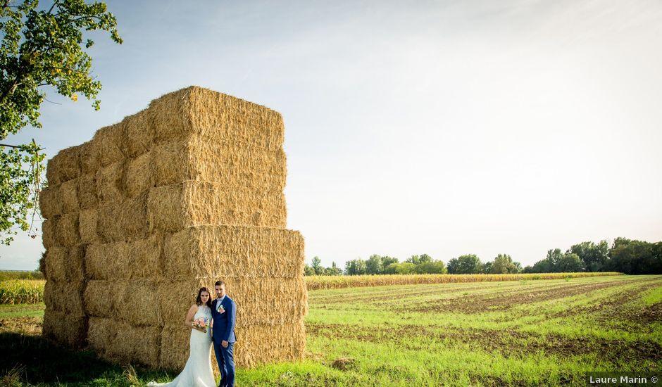 Le mariage de Anthony et Jessica à Saint-Jory, Haute-Garonne