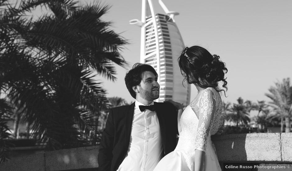 Le mariage de Brahim et Fawzia à Cannes, Alpes-Maritimes