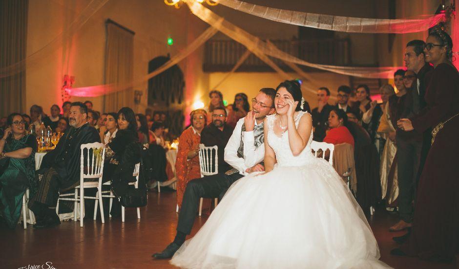 Le mariage de Mathias et Lucie à Saint-Leu-d'Esserent, Oise