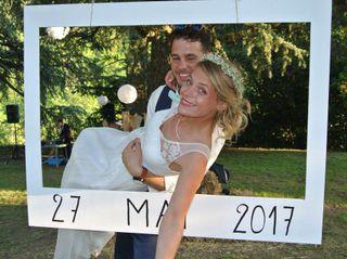 Le mariage de Maud et Valentin 1