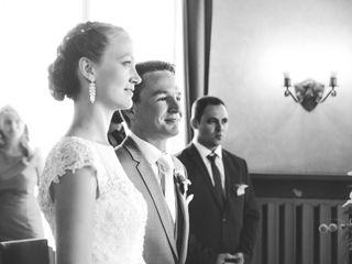 Le mariage de Louise et Vincent 1
