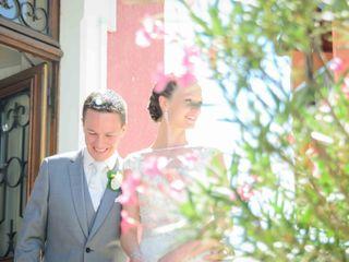 Le mariage de Louise et Vincent