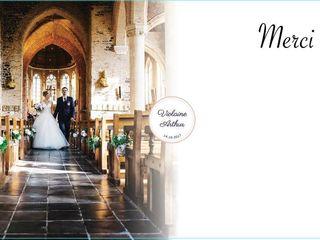 Le mariage de Violaine et Arthur 1