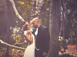 Le mariage de Démi et Driss