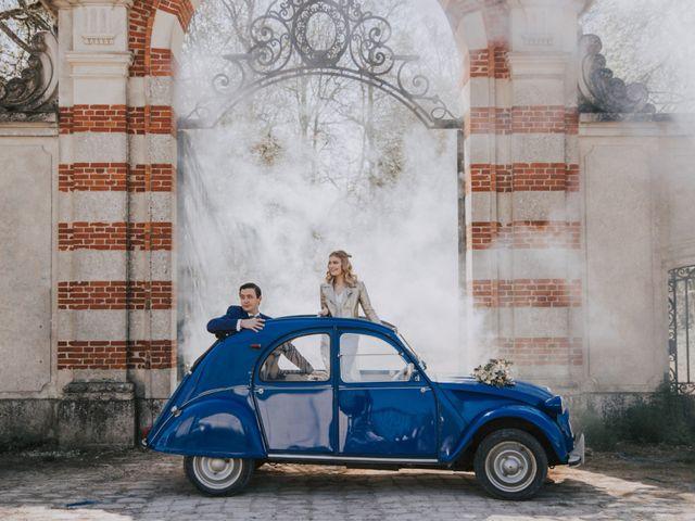Le mariage de Thomas et Camille à Reims, Marne 35