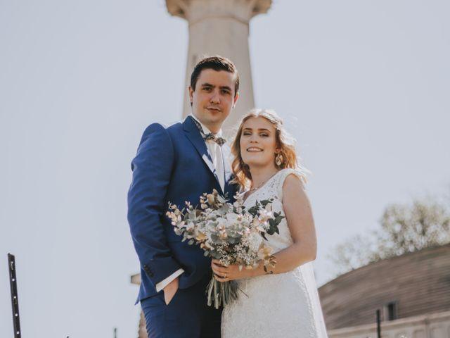 Le mariage de Thomas et Camille à Reims, Marne 49
