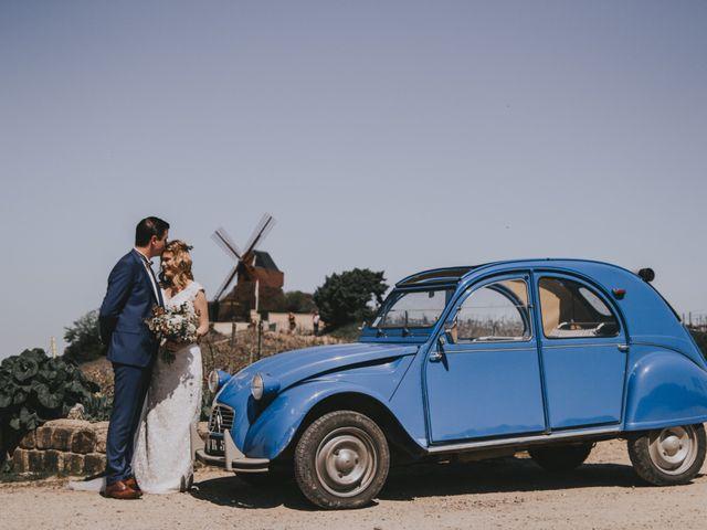 Le mariage de Thomas et Camille à Reims, Marne 54