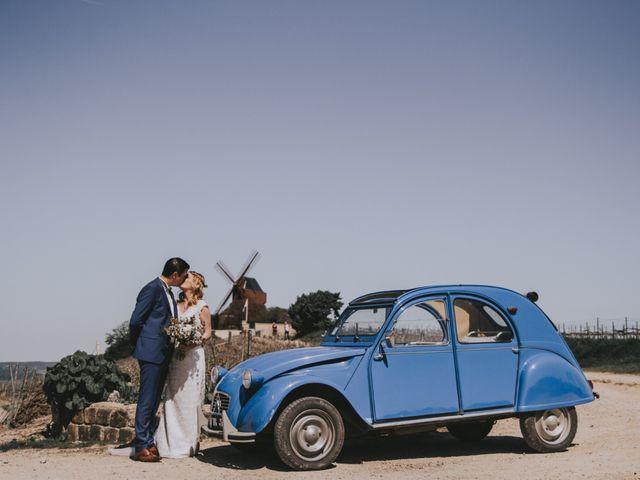 Le mariage de Thomas et Camille à Reims, Marne 55