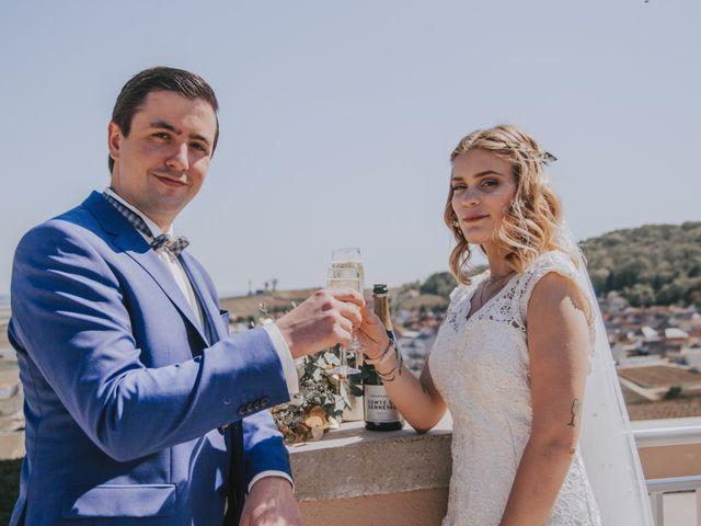 Le mariage de Thomas et Camille à Reims, Marne 62