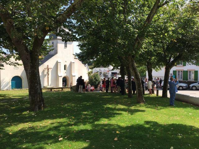 Le mariage de Matthieu et Anne Laure à Bangor, Morbihan 8