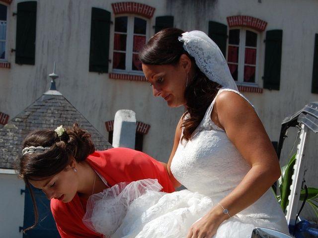 Le mariage de Matthieu et Anne Laure à Bangor, Morbihan 11