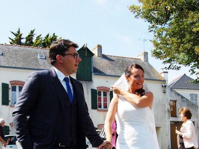 Le mariage de Matthieu et Anne Laure à Bangor, Morbihan 13