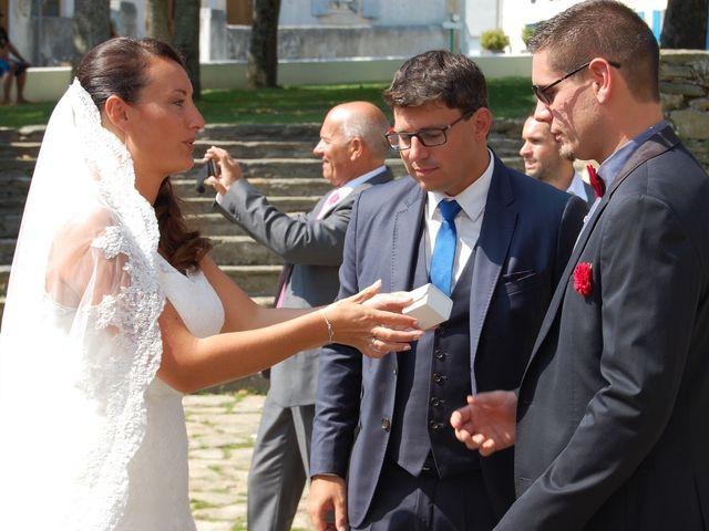 Le mariage de Matthieu et Anne Laure à Bangor, Morbihan 15