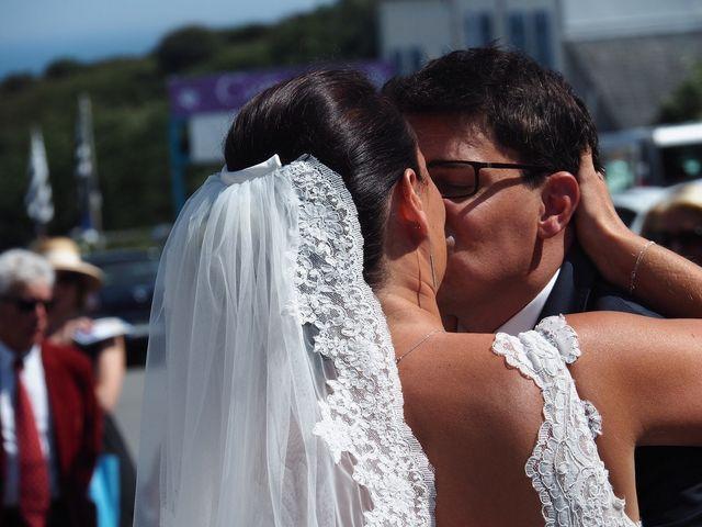 Le mariage de Matthieu et Anne Laure à Bangor, Morbihan 16