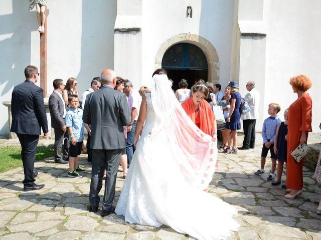Le mariage de Matthieu et Anne Laure à Bangor, Morbihan 17