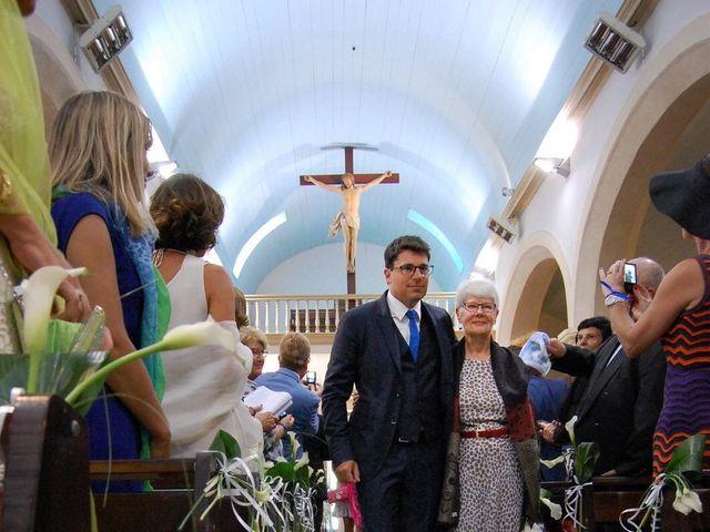 Le mariage de Matthieu et Anne Laure à Bangor, Morbihan 19