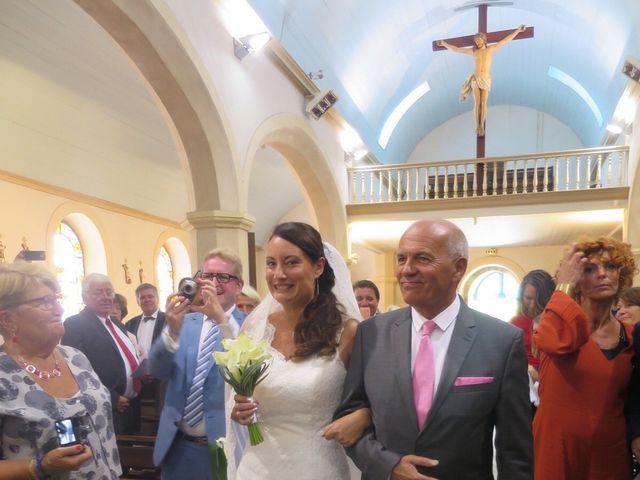 Le mariage de Matthieu et Anne Laure à Bangor, Morbihan 20