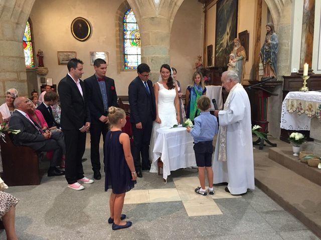 Le mariage de Matthieu et Anne Laure à Bangor, Morbihan 22