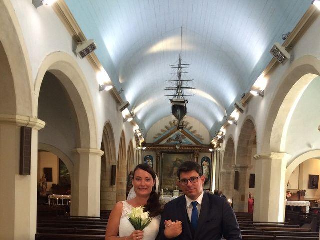Le mariage de Matthieu et Anne Laure à Bangor, Morbihan 25