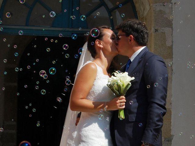 Le mariage de Matthieu et Anne Laure à Bangor, Morbihan 27
