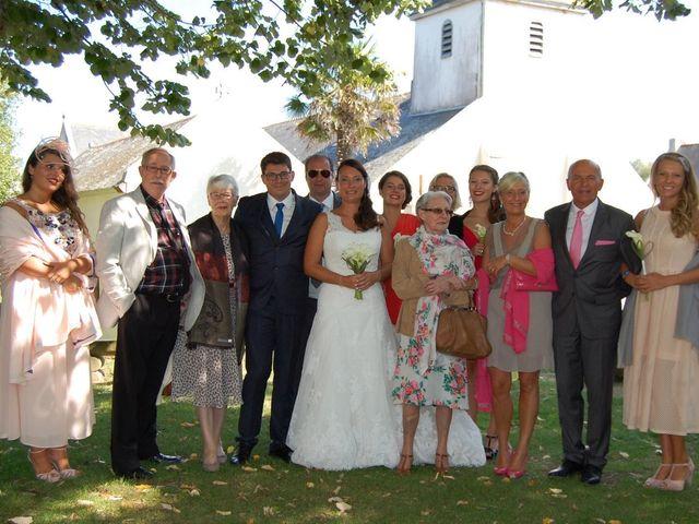 Le mariage de Matthieu et Anne Laure à Bangor, Morbihan 30