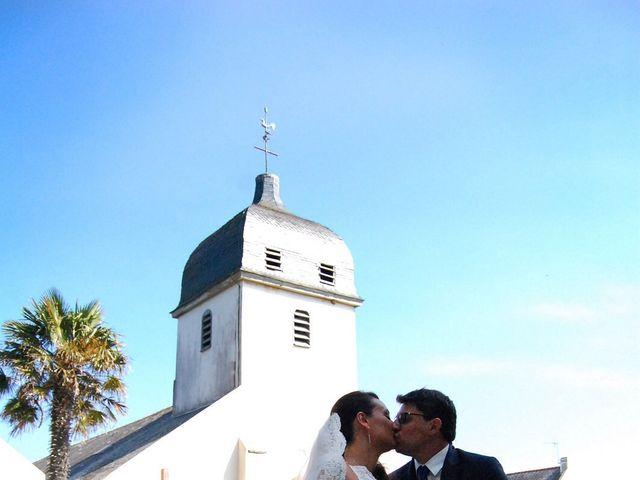 Le mariage de Matthieu et Anne Laure à Bangor, Morbihan 31