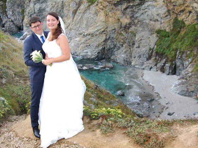 Le mariage de Matthieu et Anne Laure à Bangor, Morbihan 35