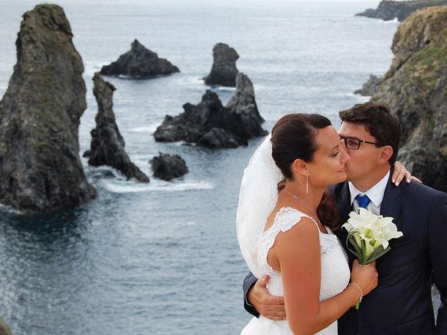 Le mariage de Anne Laure et Matthieu