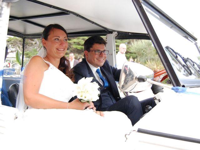 Le mariage de Matthieu et Anne Laure à Bangor, Morbihan 37