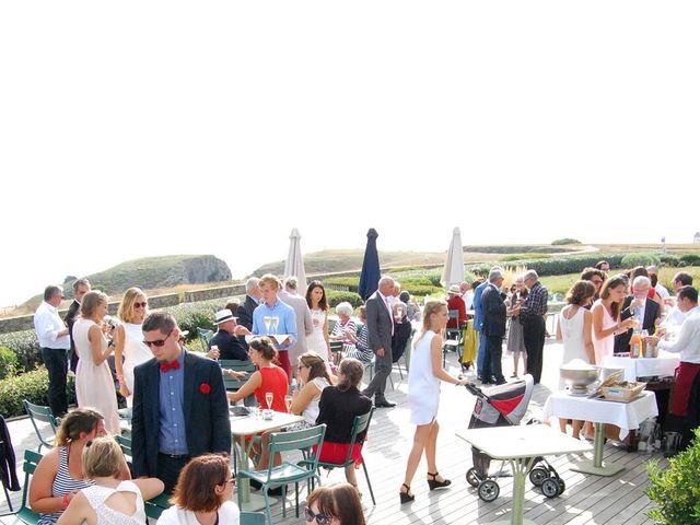 Le mariage de Matthieu et Anne Laure à Bangor, Morbihan 40