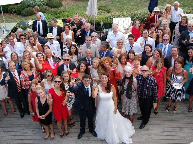 Le mariage de Matthieu et Anne Laure à Bangor, Morbihan 44