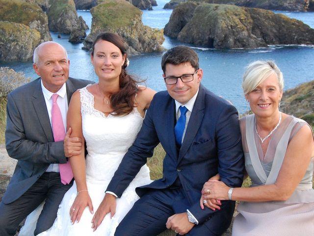 Le mariage de Matthieu et Anne Laure à Bangor, Morbihan 46