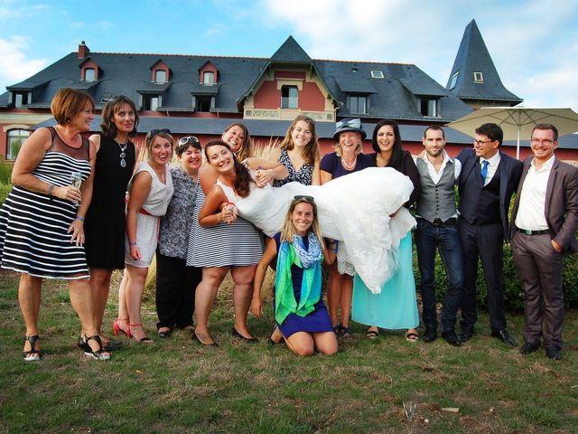 Le mariage de Matthieu et Anne Laure à Bangor, Morbihan 48