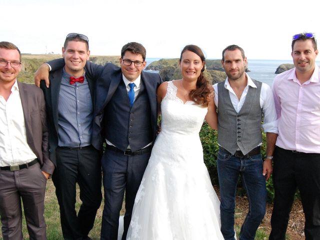 Le mariage de Matthieu et Anne Laure à Bangor, Morbihan 49